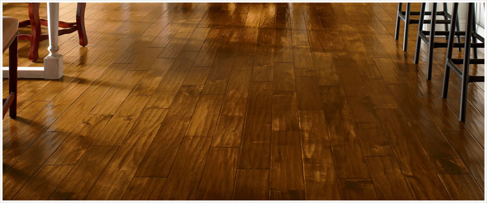 Hardwood flooring by Prestige Stone - Tile - Wood